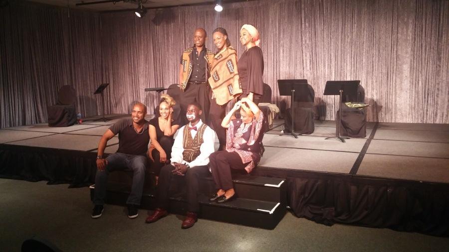 Ensemble cast photo