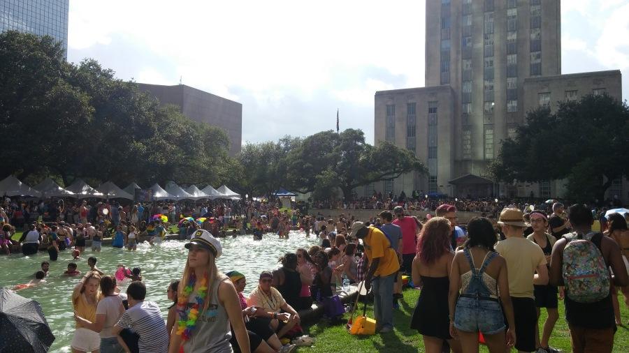 Houston pride photo