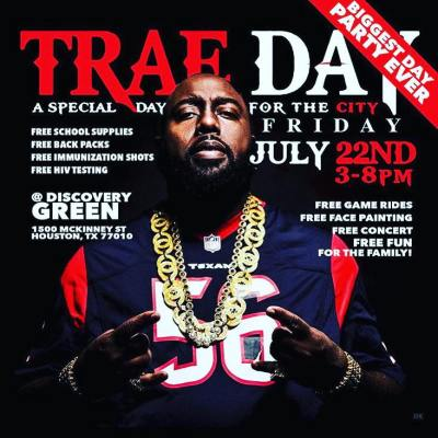 trae day photo